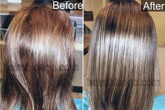 Keratin Hair Straightening Permanent Dischem Love